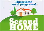 Súmate al programa Second Home