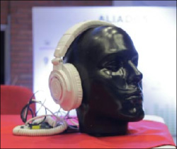 Dispositivo de Sonido Binaural